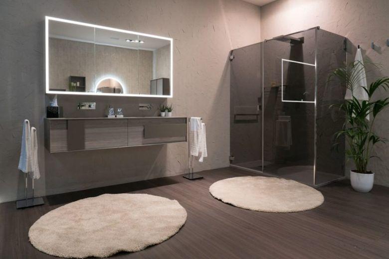 Декор ванной покрашенные стены