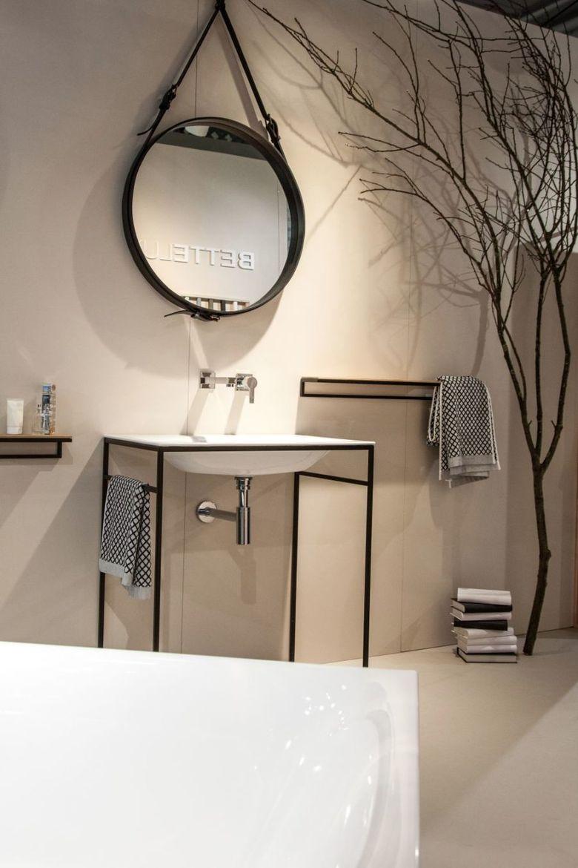 Декор ванной натуральный