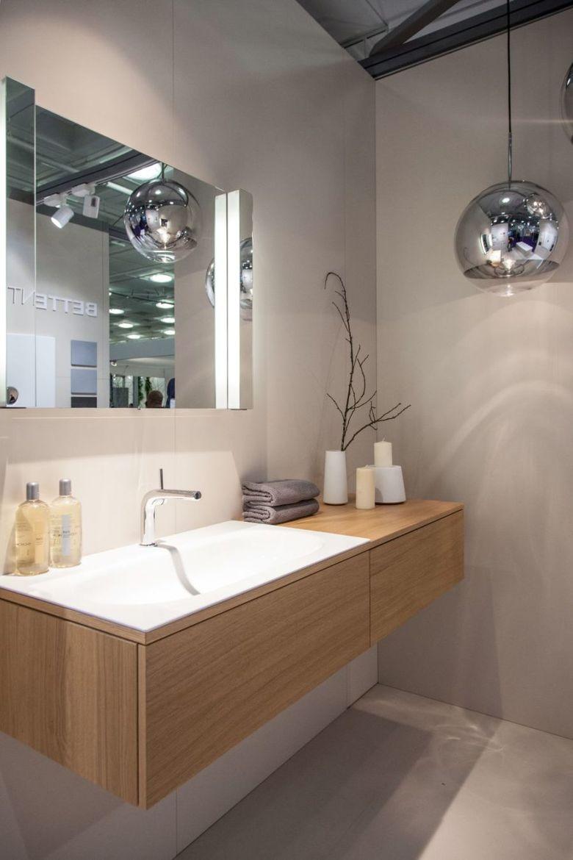Декор ванной скандинавский стиль
