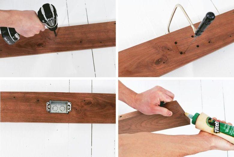 Консольный столик инструкции