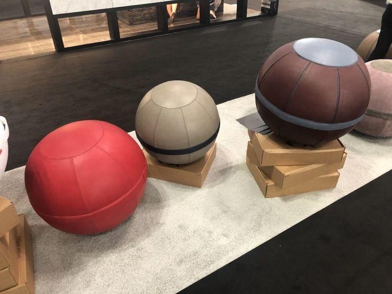 мячи для сиденья