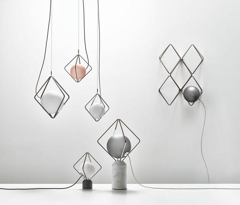 коллекция светильников