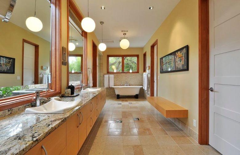 Скамейка в ванную подвесная