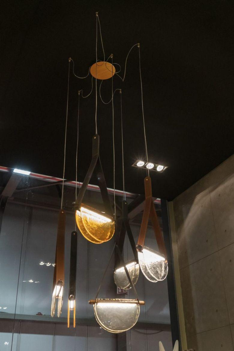 светильники индустриальный стиль