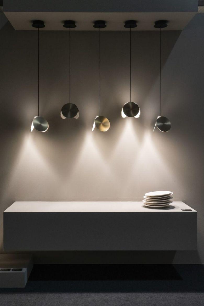светильники окрашенные металлические