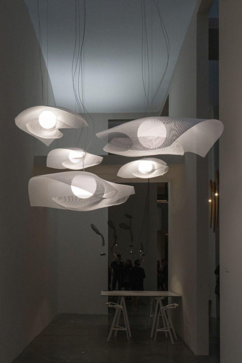 светильники органические формы