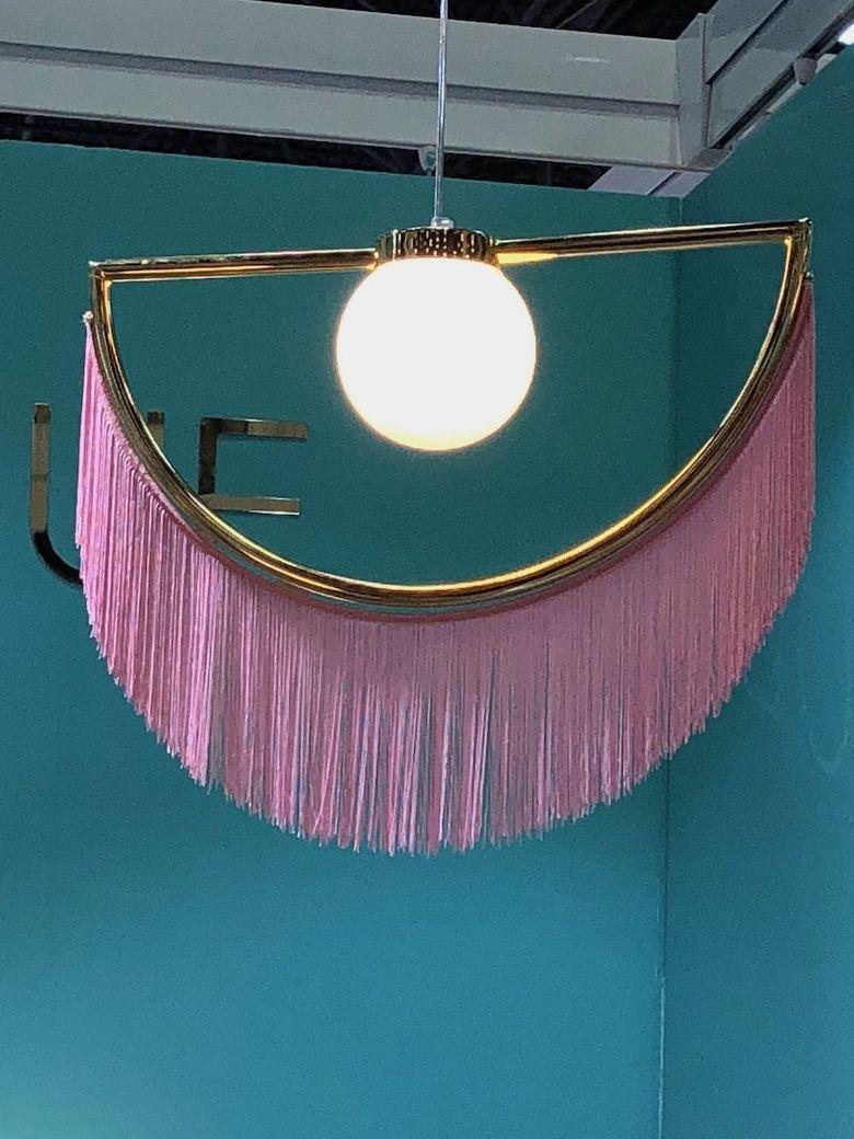 Светильники шары будуарный стиль