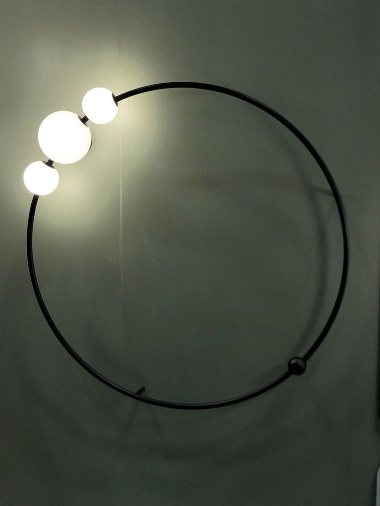 Светильники шары настенный шарм