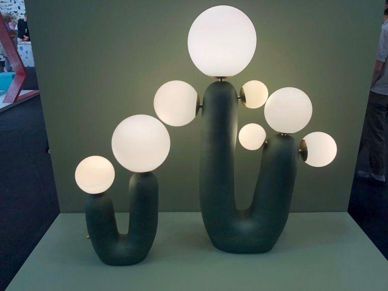 причудливые настольные лампы