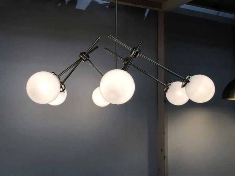 Светильники шары современная люстра