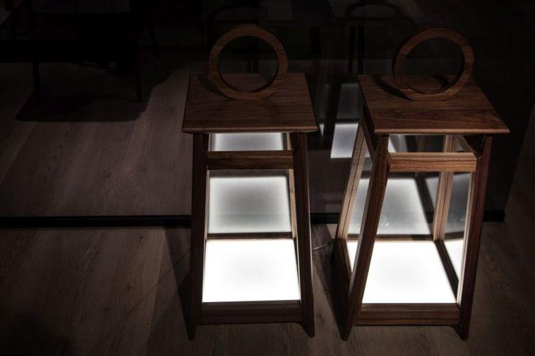 антикварные лампы