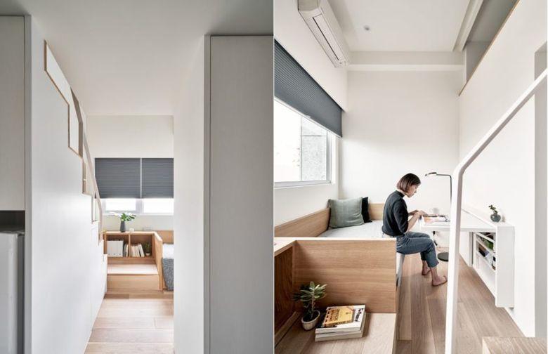 Маленькая квартира дизайн