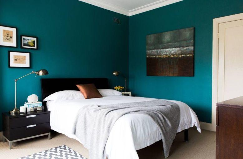 Цвет чирок спальня