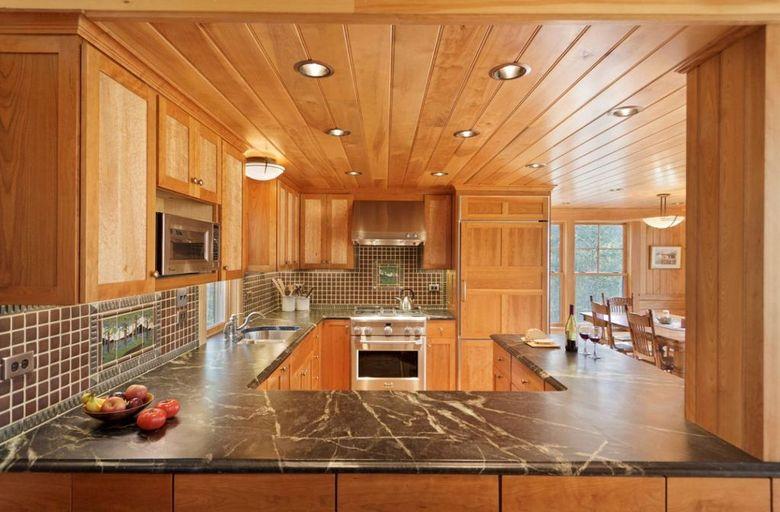 Светильники для кухни потолочные