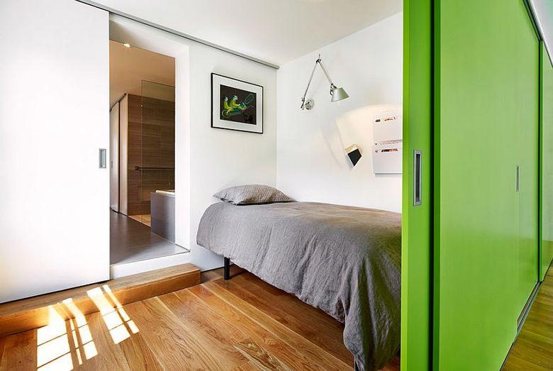 Раздвижные двери и умные кровати
