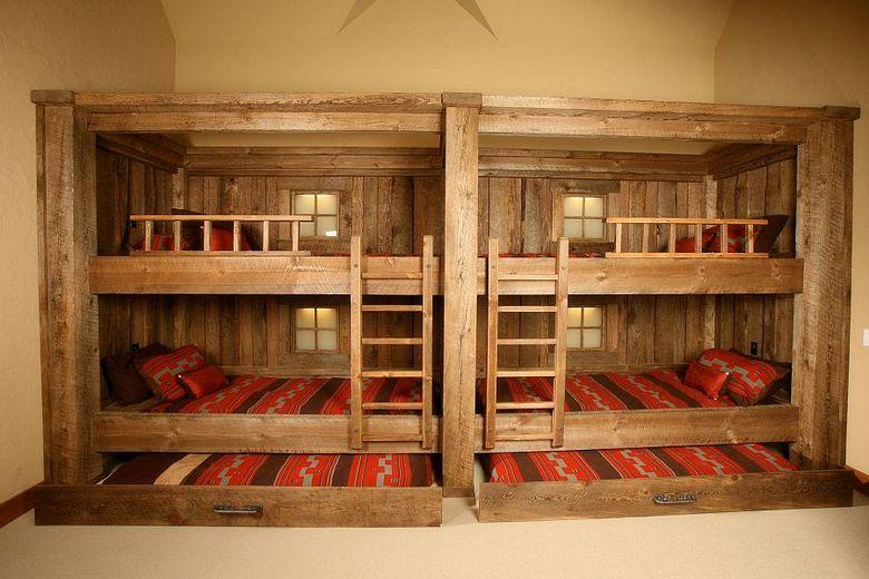 Двухъярусные и раскладные кровати