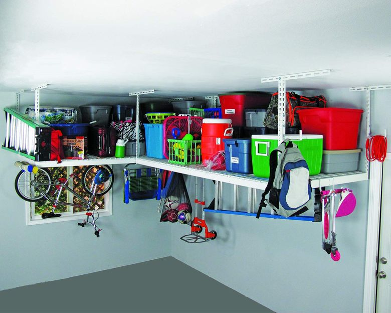 Комбинированный комплект для хранения в гараже