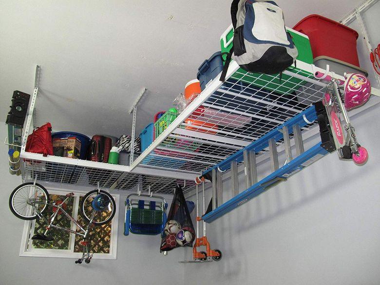 FLEXIMOUNTS стеллаж для хранения в гараже