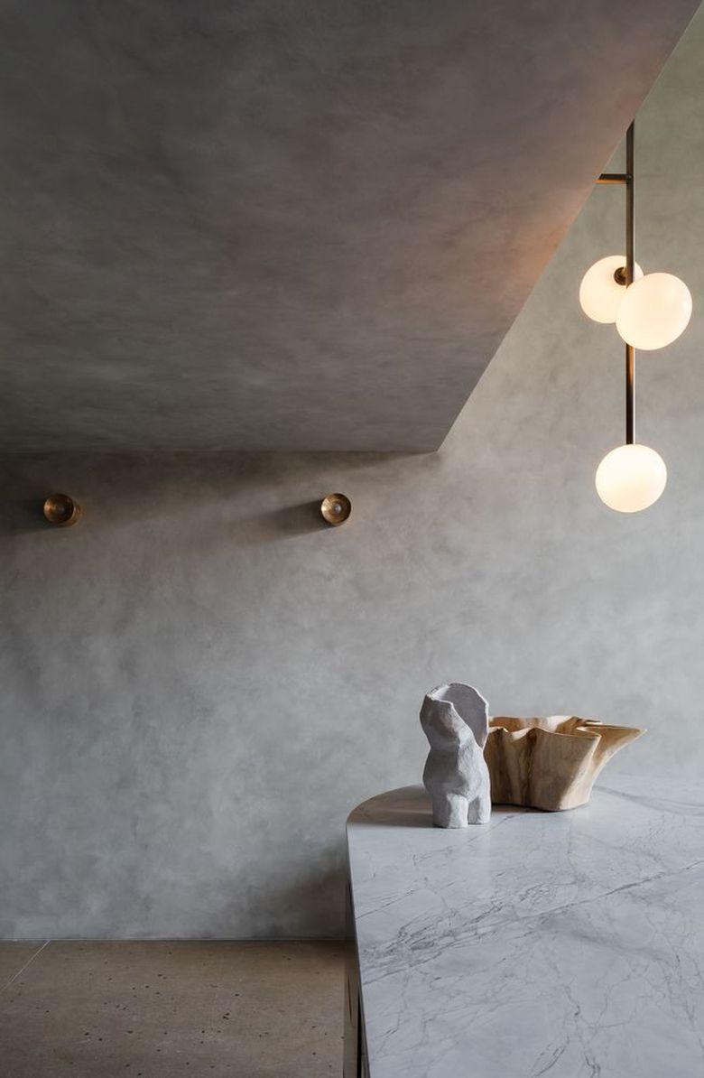 бетонная оболочка