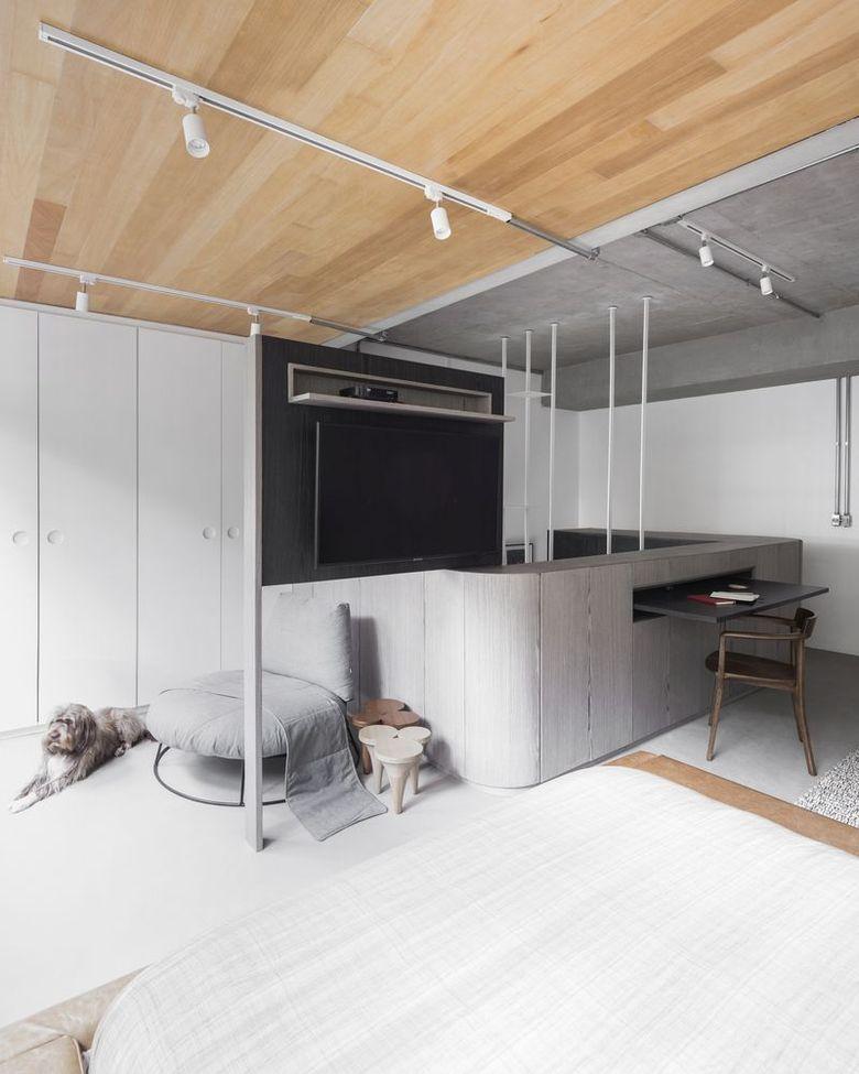 Многофункциональные пространства и предметы мебели