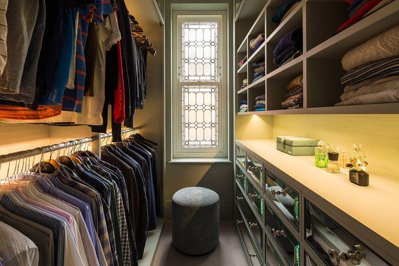 организации узкого гардероба