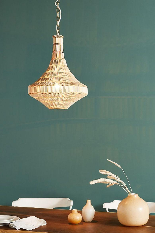 Cовременные светильники кулон из бисера