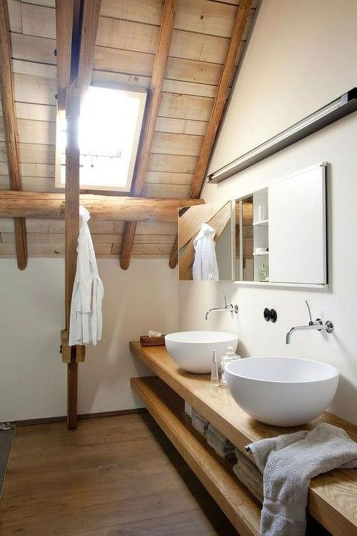 Деревянные потолки с балками