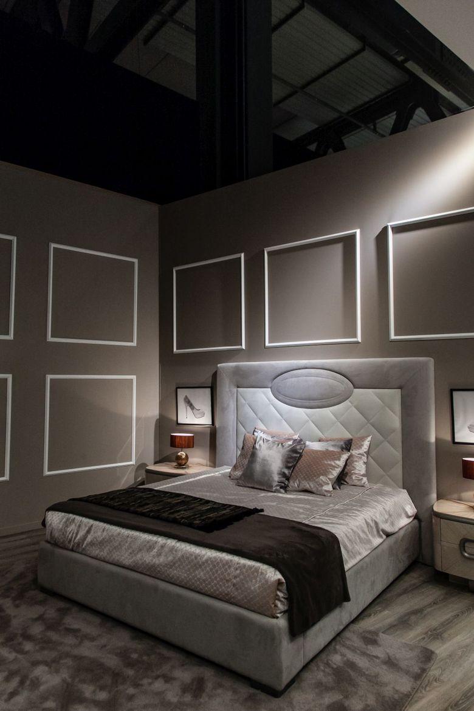 простые рамы на стенах