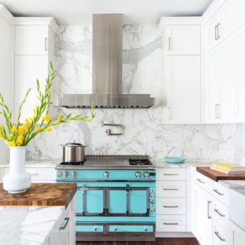 Тренды кухни 2020 техника и акценты придают красочность