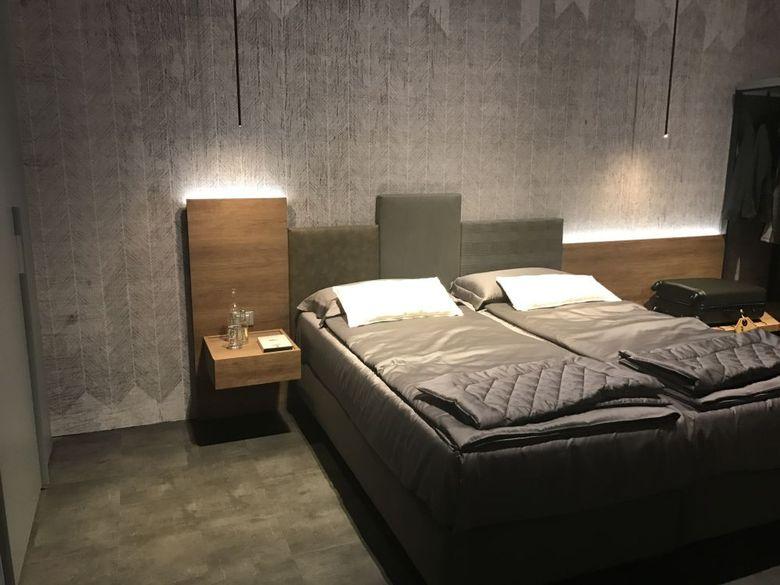 подсветка кровати