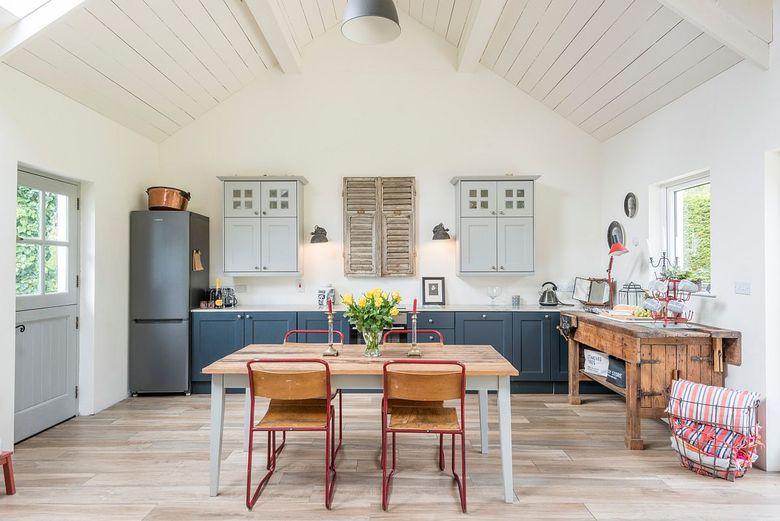Тренды кухни 2020 пространство для обеда и отдыха