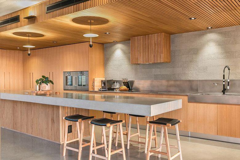 Тренды кухни 2020 расширьте кухонный остров