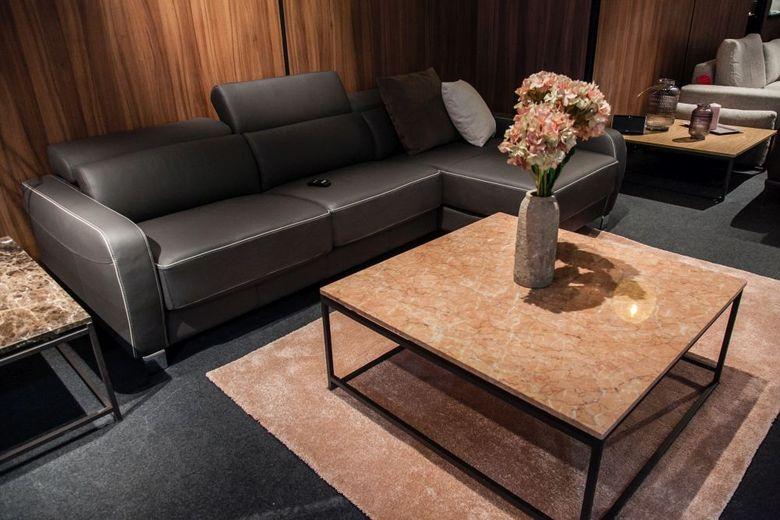 Современный дизайн мебель с мраморными столешницами