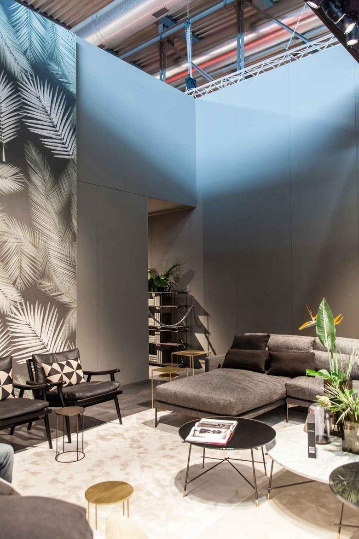 Современный дизайн декоративная стена