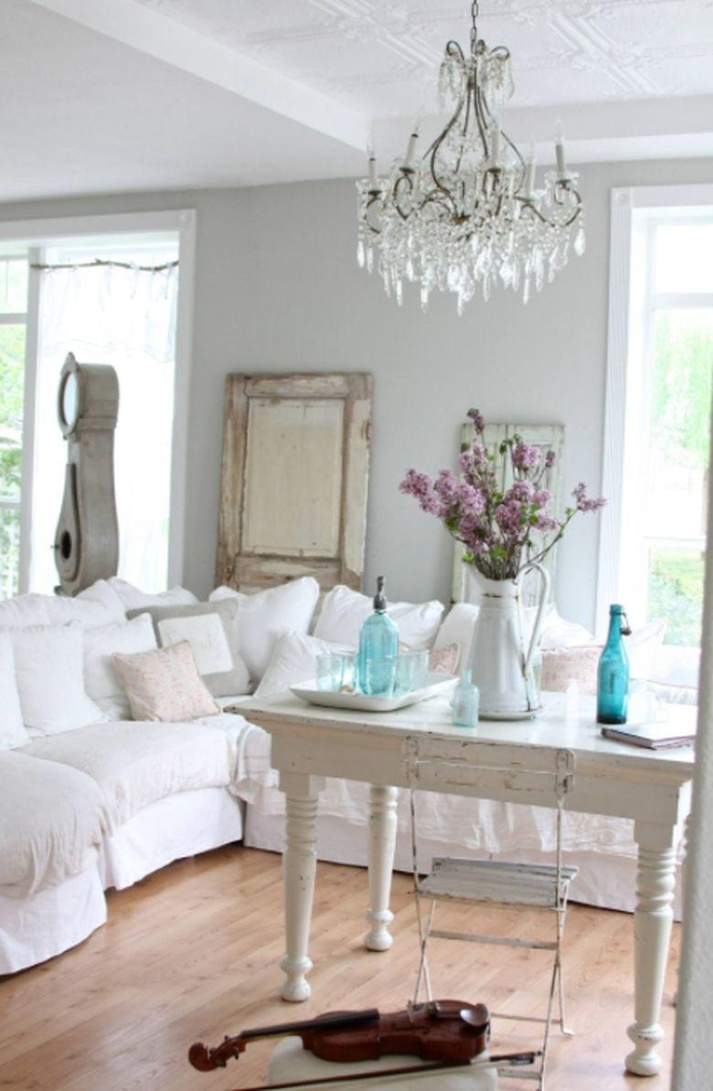 Мебель в стиле шебби-шик