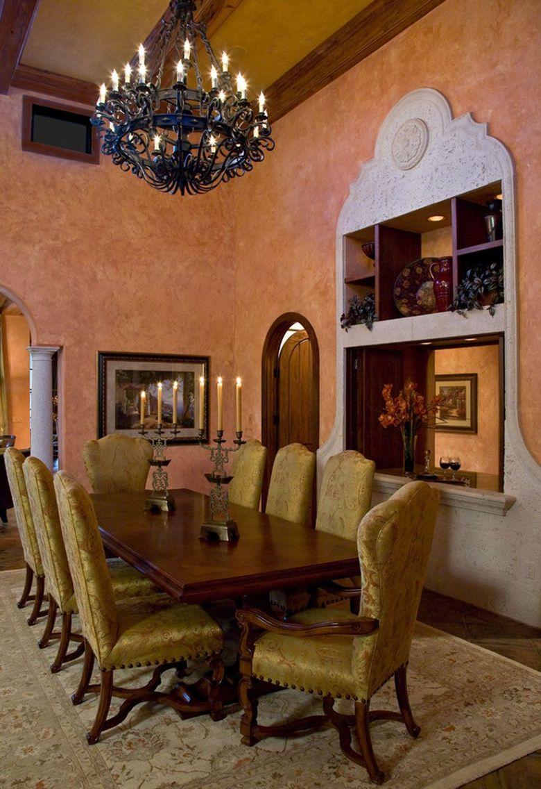 Мебель в тосканском стиле