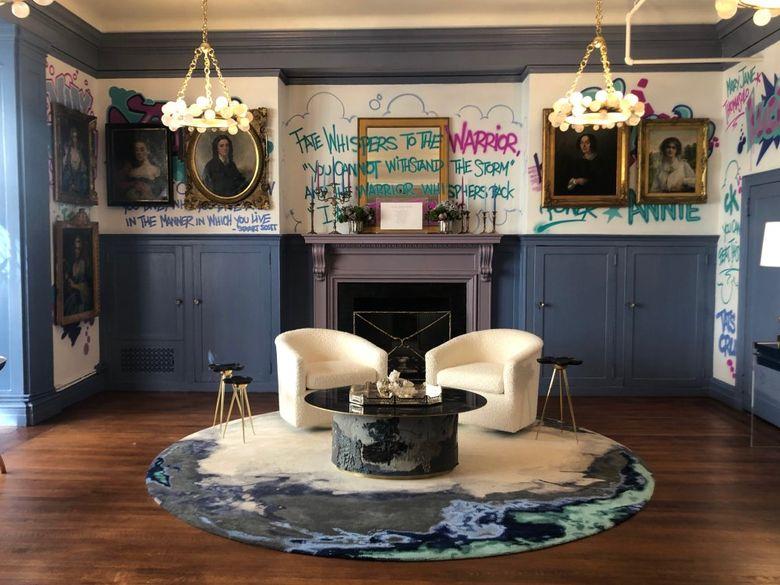 Мебель в эклектичном стиле