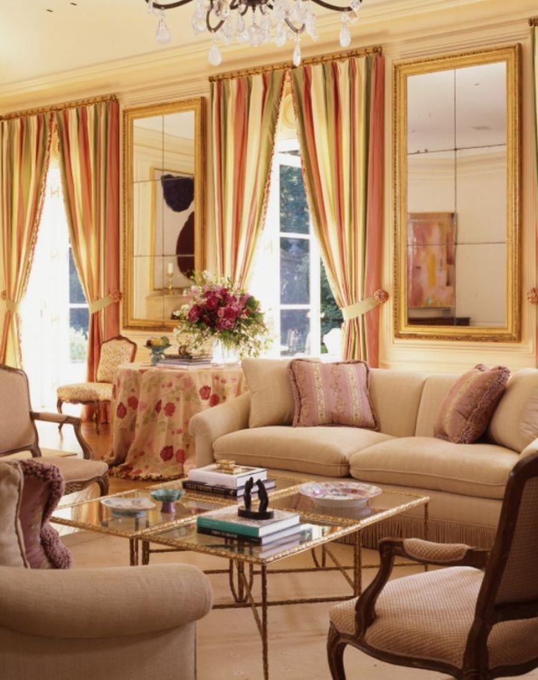 Мебель в стиле французский провинциальный