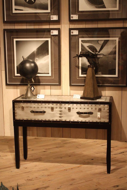 Мебель в промышленном стиле
