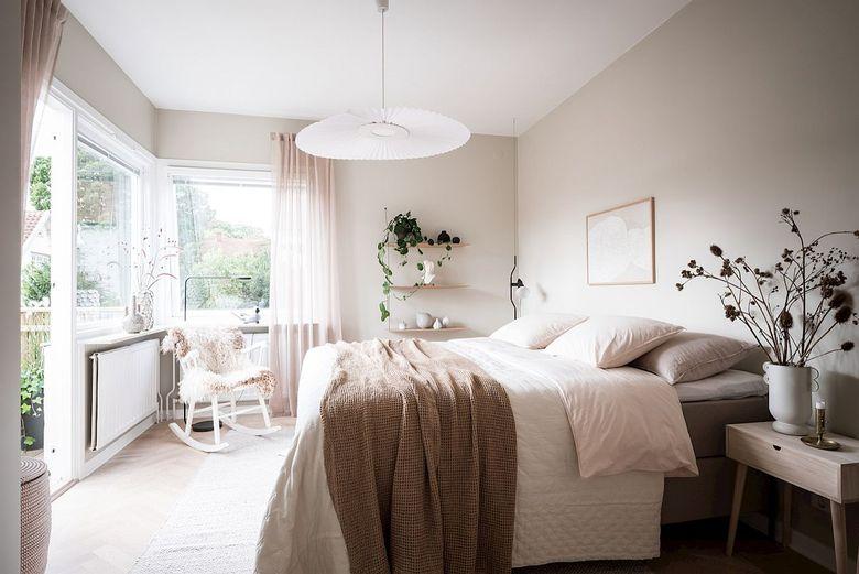 Цвета для спальни нейтральные оттенки