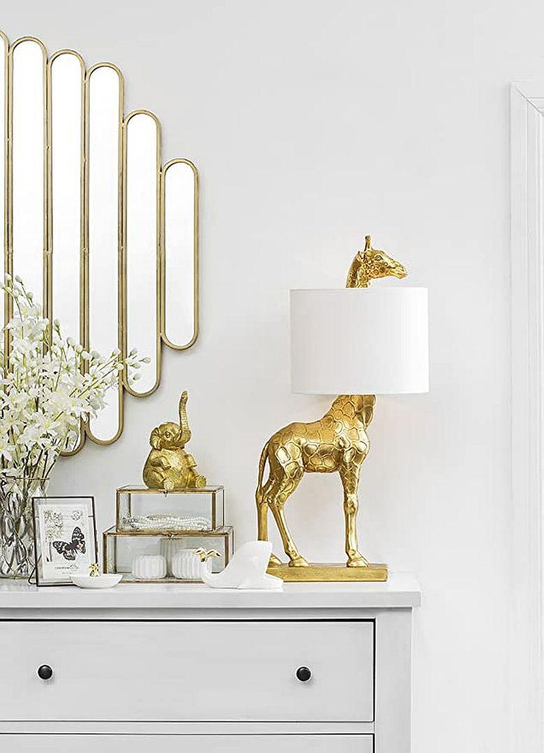 Красивые настольные лампы Harbaugh
