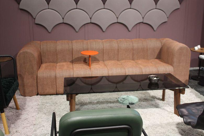 Интересная мебель диван Боба