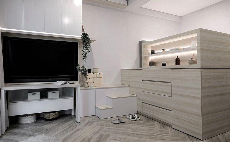 Дизайн маленькой квартиры светодиодная подсветка
