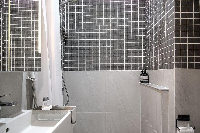 Дизайн маленькой квартиры ванная
