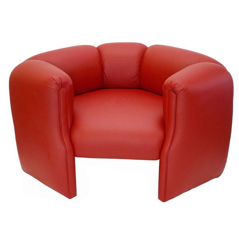 Кресла для гостиной из искусственной кожи Kettler