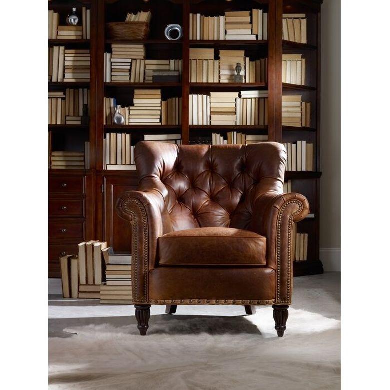 Кресла для гостиной кожаное от Kirby