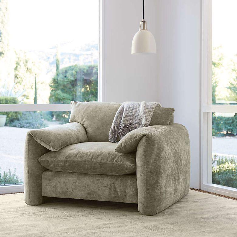 Кресла для гостиной Oversized Costes