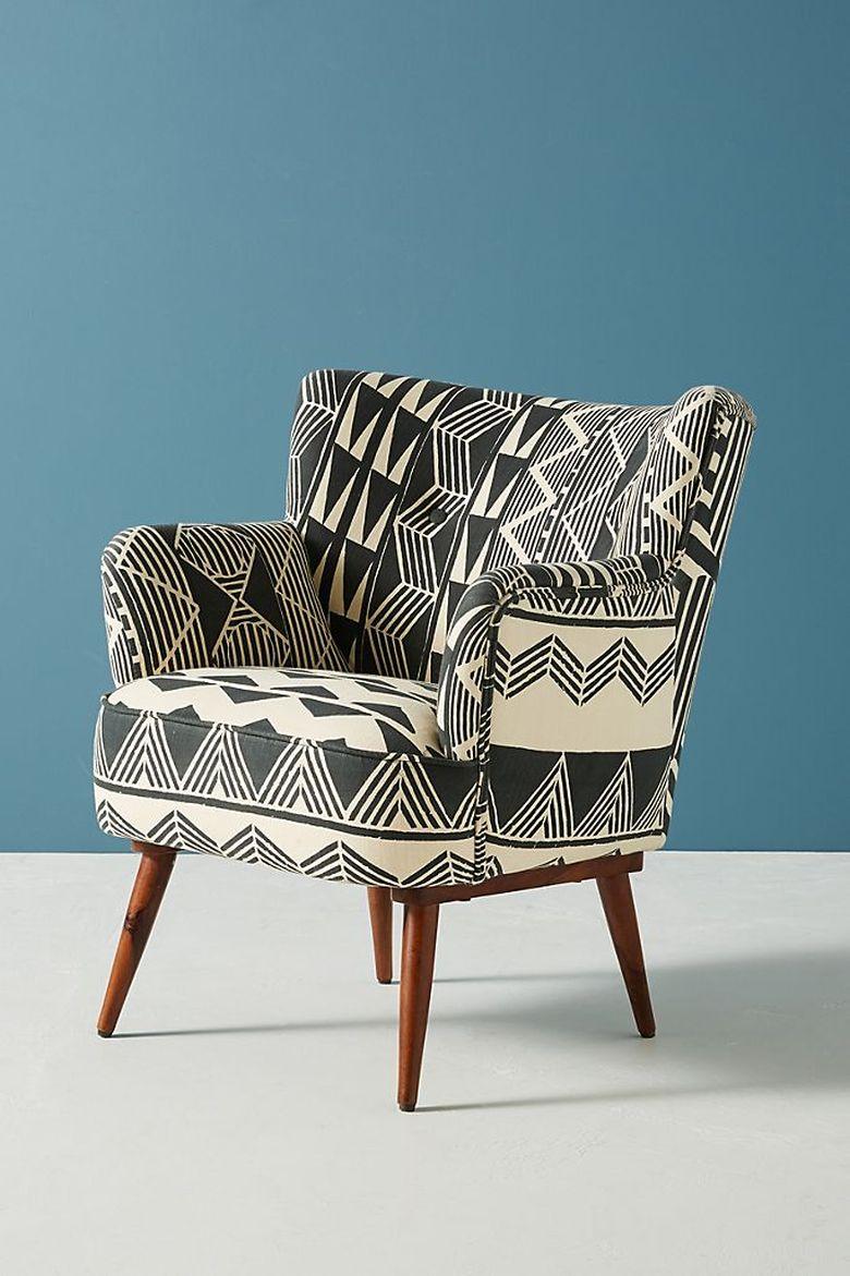 Кресла для гостиной в марокканском стиле