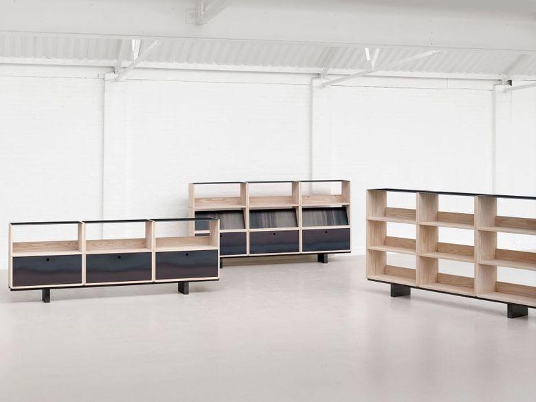 Модульная мебель дизайнер Пол Крофтс