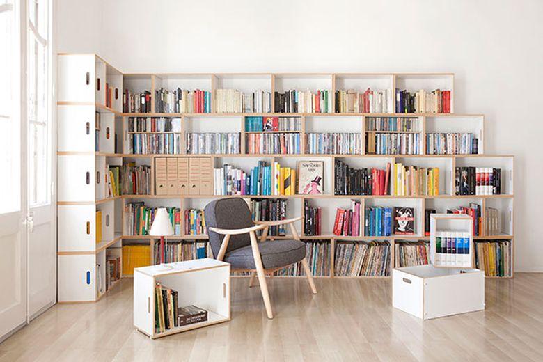 Модульная мебель Brickbox